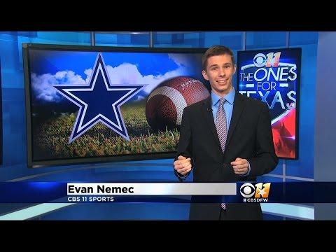 Evan Nemec Anchor Read at CBS11 KTVT