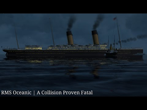 RMS Oceanic | A Collision Proven Fatal