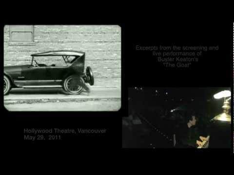 Amazing Buster Keaton silent film