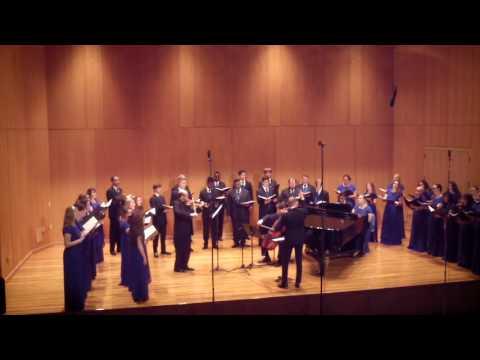 Infant Holy, Infant Lowly - arr. Mack Wilberg - UWF Singers, Dr. Peter Steenblik