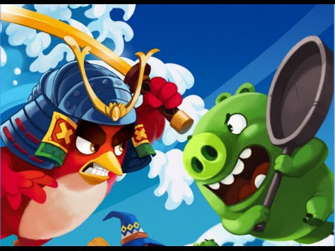 Angry Birds Fight! RPG Puzzle Android Gameplay Video #2