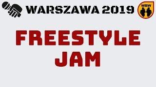 Freestyle Jam WBW2K19 Warszawa