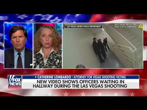 New Video Shows Officers Waiting in Hallway During Las Vegas Massacre