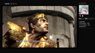 PS4-戰神三 重現克雷多斯虐殺太陽神-阿波羅