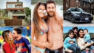 Lionel Messi Real House, Cars, Wife and Girlfriends