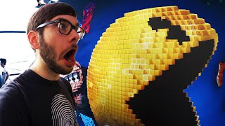 PIXELS - Social Movie Night // Der VLOG