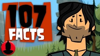 107 Total Drama Island Facts - (Tooned Up #223) | ChannelFrederator