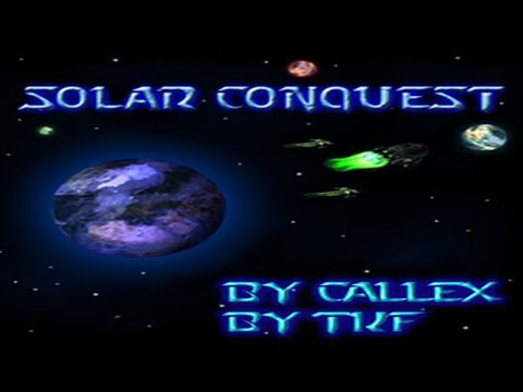 Warcraft 3 - Solar Conquest