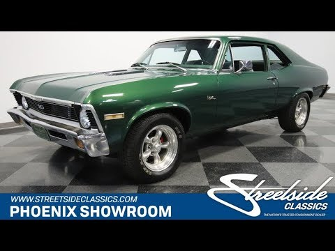 1972 Chevrolet Nova for sale | 508 PHX