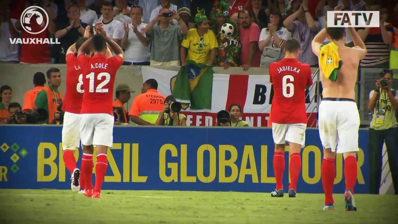 Download Pitchside: England vs Brazil 2-2 in the Maracana (UK Only)