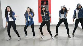 Stefflon Don-16 shots- Dance choreography by The Slayers