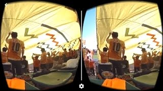 J-League Shimizu S-pulse Supporters Experience [360VR]