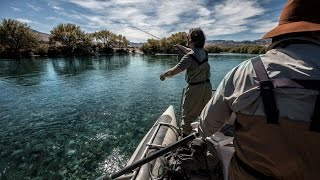 Fly Fishing the Rio Limay - Home of the Largest Brown Trout in the World