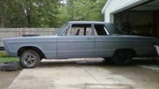 1965 plymouth fury 1 2 door post car 440 powered