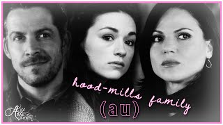 ►Hood-Mills Family   Arrows (AU)