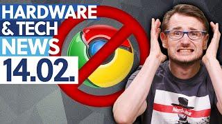 Google sperrt alte CPUs für Chrome-Browser   Hardware- & Tech-News