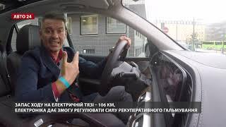 Тест-драйв Mercedes-Benz EQC | Перший тест електричного кросовера від Мерседес-Бенц