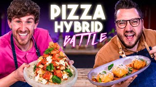 The Ultimate PIZZA HYBRID Cooking Battle ft. Pizza Pilgrims | SORTEDfood