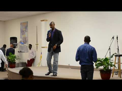 JMI SERMON - YOURE NOT A MISTAKE: JESUS HAS A NEW NAME FOR YOU
