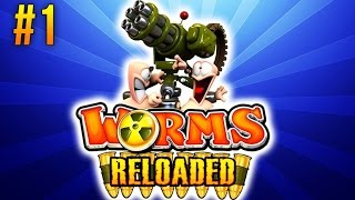 Worms Reloaded - EPIC FAIL FINALE #1