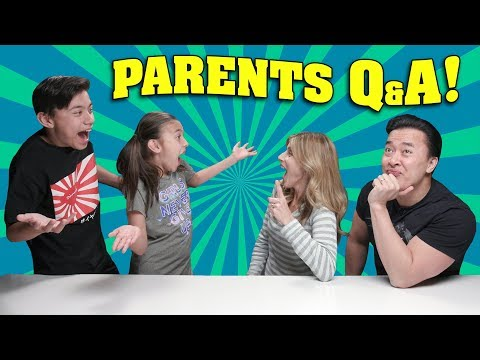 PARENTS Q&A Your Questions Answered FINALLY - New Year&39;s Eve Special
