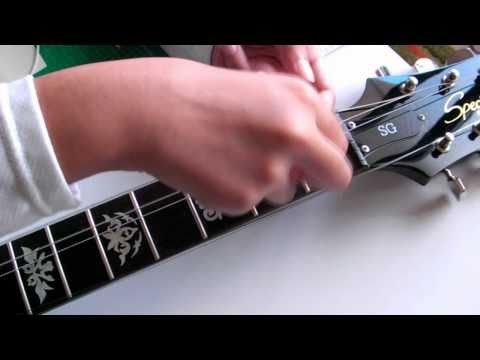 "How To Apply ""Fret Markers"" for fingerboard // Inlay Stickers"