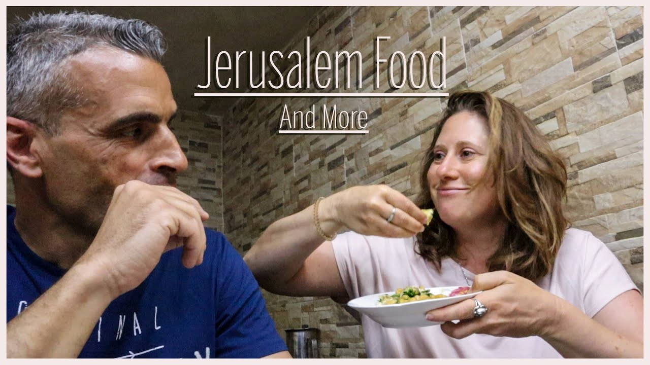 Tour In Jerusalem Israel: Hummus Jerusalem Style, Street Food, The Church Of The Holy Sepulchre