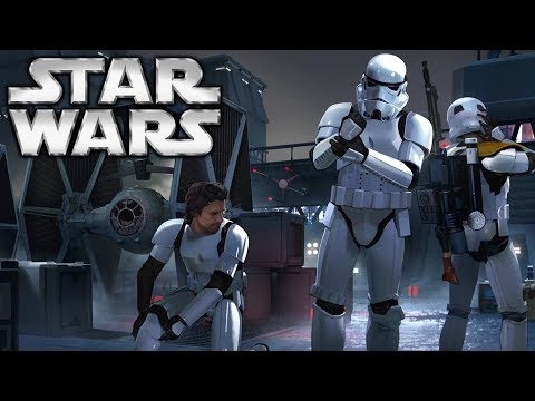 Who Became Stormtroopers: Star Wars lore
