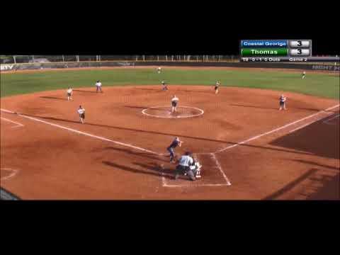 Softball: Thomas vs. Coastal Georgia