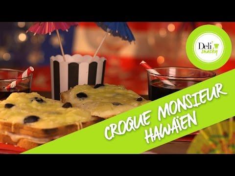 recette-croque-monsieur-hawaïen