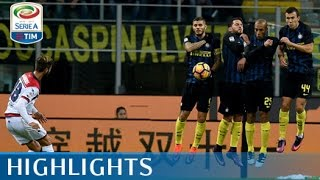 Inter - Crotone - 3-0 - Highlights - Giornata 12 - Serie A TIM 2016/17 streaming