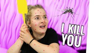 12 ARTEN eine Mücke zu TÖTEN