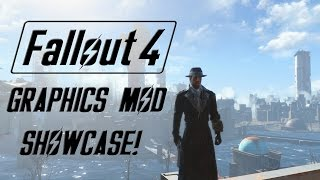 FALLOUT 4 Enhanced Wasteland Mod VS Fallout 4 Vanilla! (Ultra High 60FPS Gameplay)