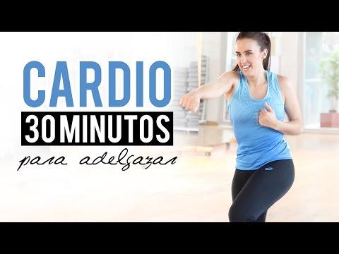 Cardio XL 30 minutos | Ejercicio cardiovascular