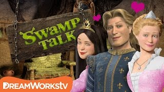 Team Cinderella Or Team Snow White? | SWAMP TALK WITH SHREK AND DONKEY