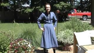 Yodeling Amish Girl