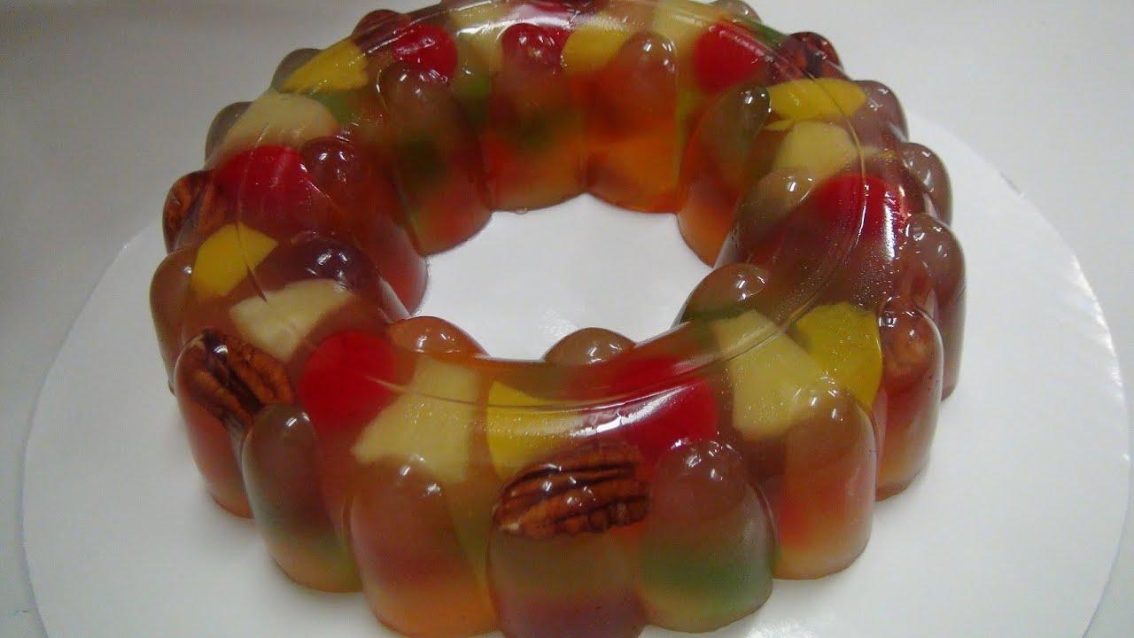 receta de gelatina mosaico con crema y encapsulada ricos postres de gelatiana mosaico youtube