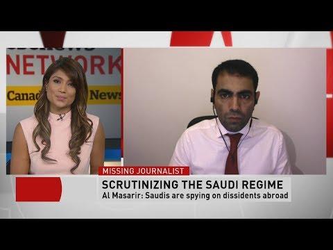 Ghanem Almasarir: Khashoggi made a huge mistake walking into Saudi Arabia's embassy