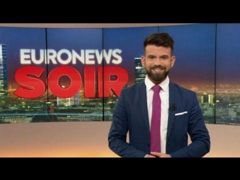 euronews (en français): Euronews Soir : l'actualité du mercredi 13 novembre 2019