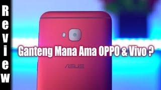 Review : Asus Zenfone 4 Selfie Pro : Ganteng mana ama Oppo F5 Youth & Vivo V7