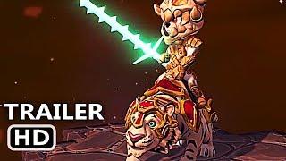 "PS4 - Portal Knights ""Druids, Furfolk and Relic Defense"" Trailer (2020)"