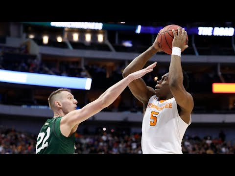 Admiral Schofield leads Tennessee past Wright State in the First Round