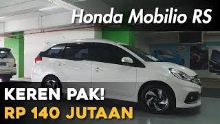 Honda Mobilio RS, Keren Rp 140 Jutaan