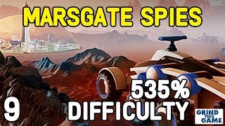 Surviving Mars - MARSGATE ATTACK INCOMING #9 - (535%) DIFFICULTY Playthrough [4k]