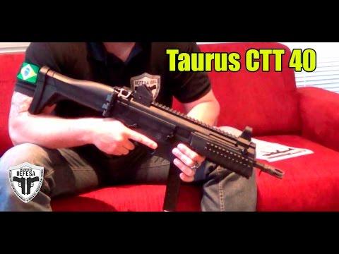 Carabina Taurus CTT 40
