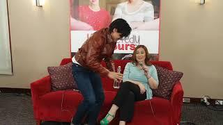 Sharon Cuneta sa naudlot na kasal kay Robin Padilla