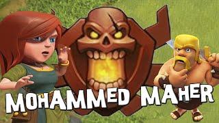 Sobre Mohammed Maher y un ataque de gigantes - Descubriendo Clash of Clans #190 [Español]