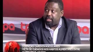 A Hipertensão Arterial em Angola com Cardiologista  Mario Fernandes - TPA