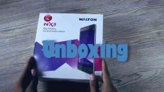 Walton Primo NX3 Unboxing.