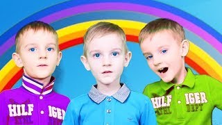 What's Your Favorite Color? | Kids Songs | Super Simple Songs by Elya TV
